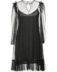 Suoli - Short Dress - Lyst