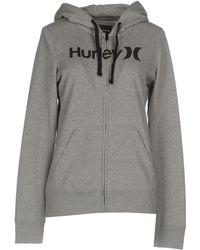 Hurley - Sweatshirts - Lyst