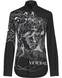 Versace Camicia - Nero