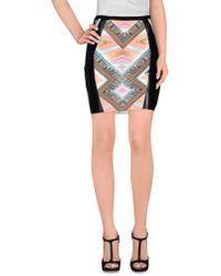 Eyedoll - Knee Length Skirt - Lyst