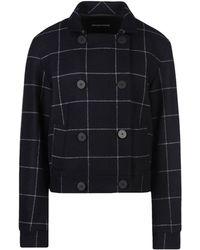 Emporio Armani - Jackets - Lyst