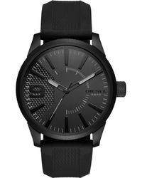 DIESEL - Stainless Steel Watch - Lyst