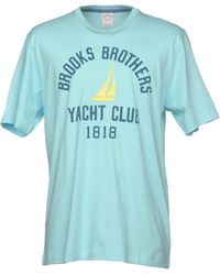 Brooks Brothers - T-shirts - Lyst