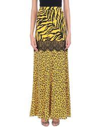 b855b34910 Lyst - Faldas largas Boutique Moschino de mujer desde 91 €