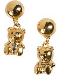 Moschino - Earrings - Lyst