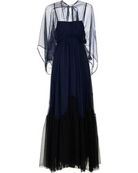 N°21 - Long Dress - Lyst