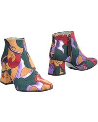 Paola D'arcano - Ankle Boots - Lyst