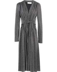David Szeto - 3/4 Length Dress - Lyst