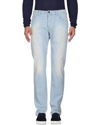 Dekker - Denim Trousers - Lyst