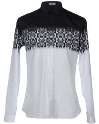 Dior Homme - Shirt - Lyst