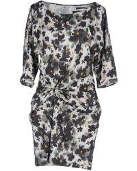 Pepe Jeans - Short Dress - Lyst