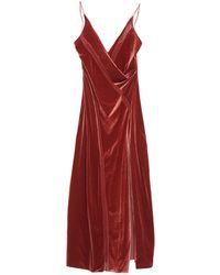 Free People - Long Dress - Lyst