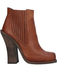 Barbara Bui Ankle Boots - Brown