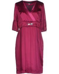 Amorimiei Paolo Petrone - Short Dress - Lyst