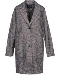 Armani Jeans - Coat - Lyst