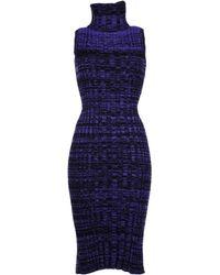 Mark Fast - Knee-length Dress - Lyst