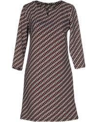 Gallery - Short Dress - Lyst