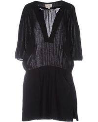 Polder - Short Dress - Lyst