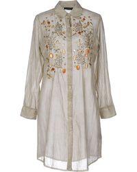 Positano By Jean Paul - Short Dress - Lyst