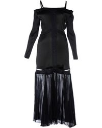 Barbara Casasola - 3/4 Length Dress - Lyst