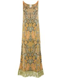 So Nice - Long Dress - Lyst