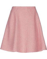 Teresa Dainelli - Knee Length Skirts - Lyst