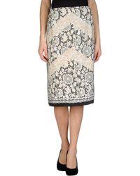 Clements Ribeiro | 3/4 Length Skirt | Lyst