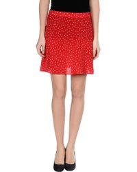 Hartford - Mini Skirt - Lyst