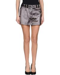 Le Complici - Mini Skirt - Lyst