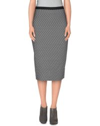 Teresa Dainelli | Knee Length Skirt | Lyst