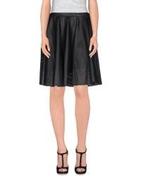 Lucy Paris - Knee Length Skirt - Lyst