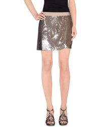 Beayukmui - Mini Skirt - Lyst
