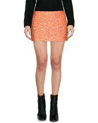 Aspesi - Mini Skirt - Lyst