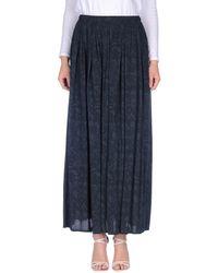 Emma & Gaia - Long Skirt - Lyst
