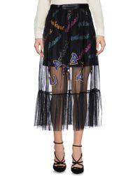 Maid In Love - 3/4 Length Skirt - Lyst