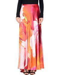 Gattinoni - Long Skirt - Lyst