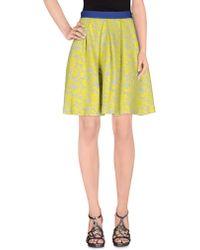Nioi - Knee Length Skirt - Lyst