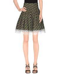 Fanfreluches - Mini Skirt - Lyst