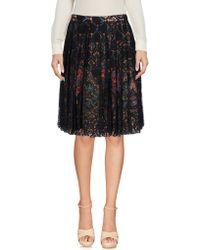 Saucony - Knee Length Skirt - Lyst