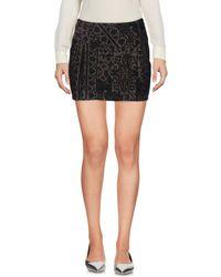 M. Grifoni Denim - Mini Skirt - Lyst