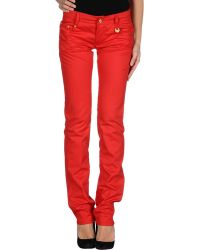 Roccobarocco - Casual Trouser - Lyst