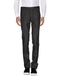 Burberry Brit - Casual Trousers - Lyst