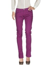 Miss Sixty - Casual Pants - Lyst