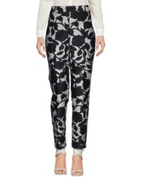 Carolina Herrera - Casual Pants - Lyst