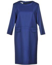 ROSSO35 - Knee-length Dress - Lyst