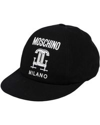 Moschino - Hats - Lyst
