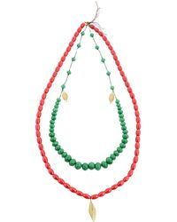 Forte Forte - Necklace - Lyst