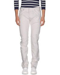 Dior Homme - Denim Trousers - Lyst