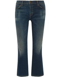 Current/Elliott - Caprijeans - Lyst