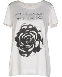 Moschino - Print Cotton T-shirt - Colour - Lyst